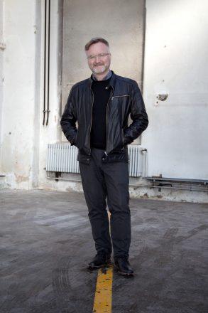 Jürgen Enninger (© designliga - Landeshauptstadt München)