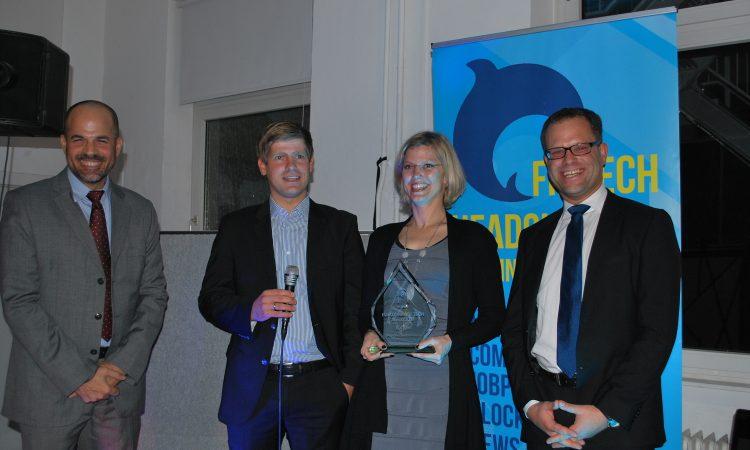 """IDnow """"Erfolgreichstes Fintech"""" beim Euro Finance Tech Award"""