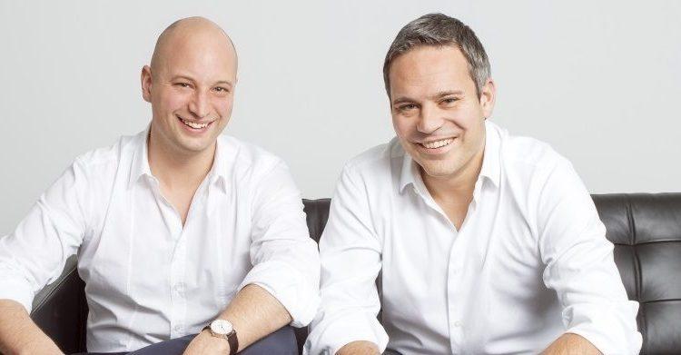 FINEWAY Geschäftsführer Feigelbinder und Bohl