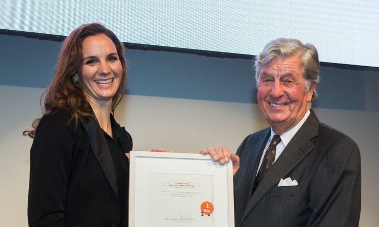 Manuela Rasthofer von TerraLoupe gewinnt IDEE-Förderpreis