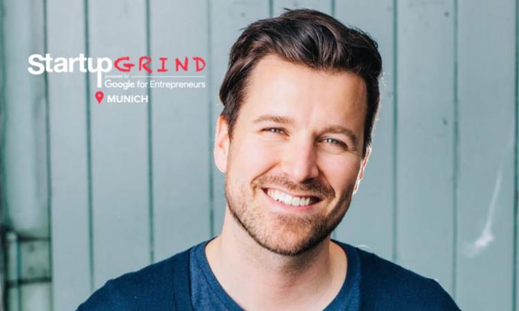 Startup Grind: Max Wittrock – Co-Founder at mymuesli