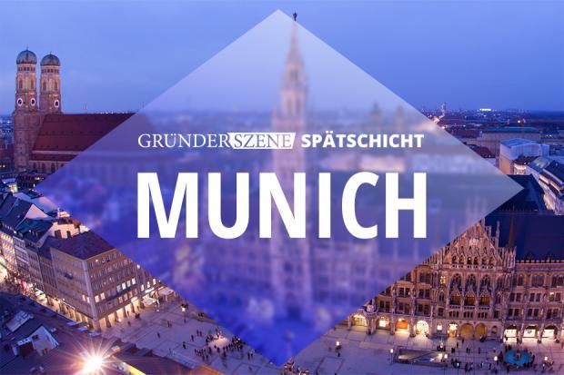 Gründerszene Spätschicht München