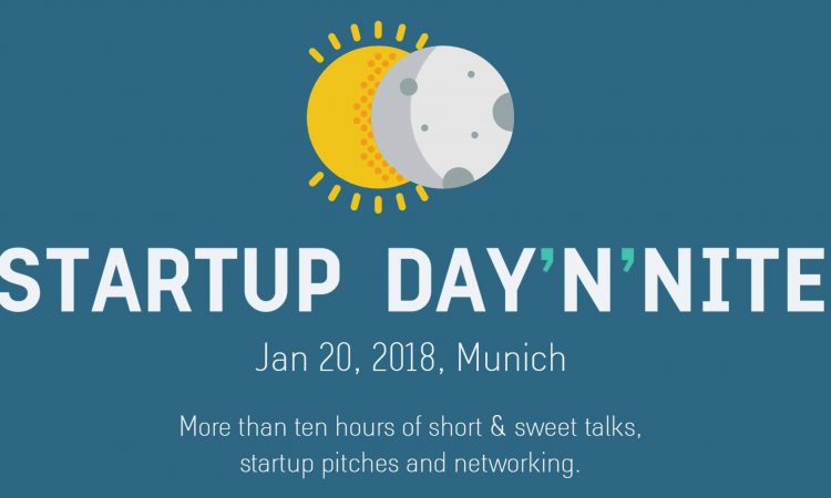 Aufruf zur Pitch-Competition bei der 2. Startup Day'n'Nite