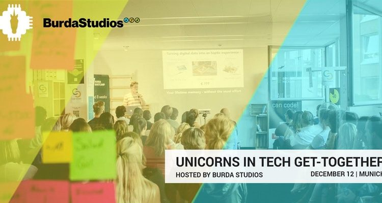 UNICORNS IN TECH meets Burda Studios