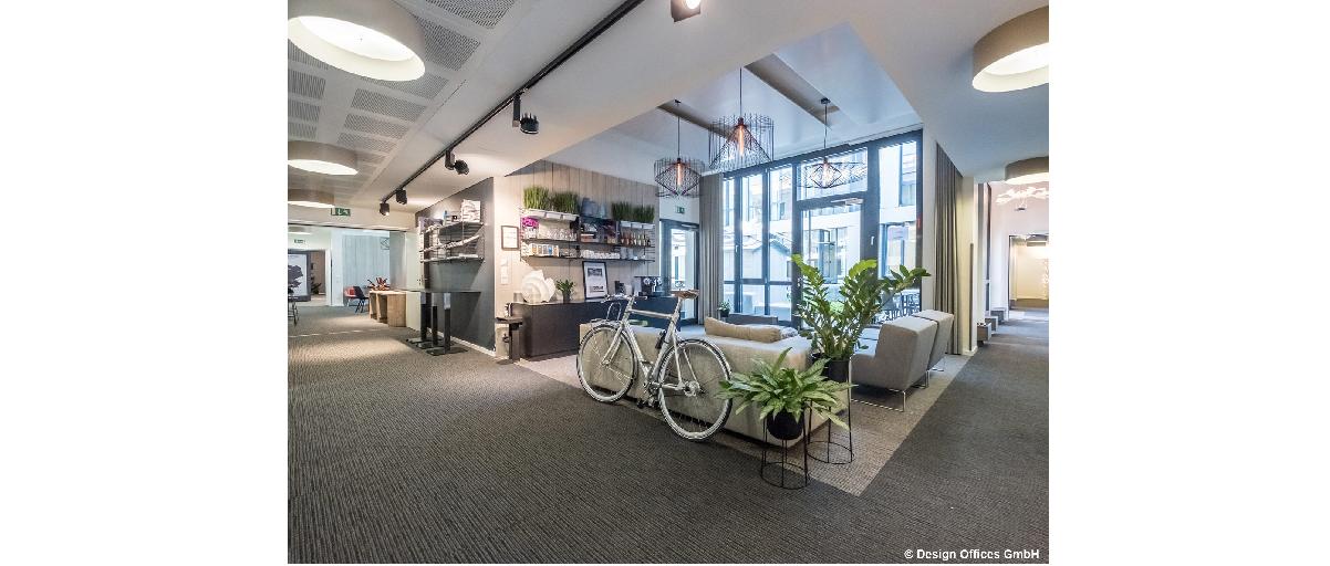 design offices m nchen arnulfpark munich startup. Black Bedroom Furniture Sets. Home Design Ideas
