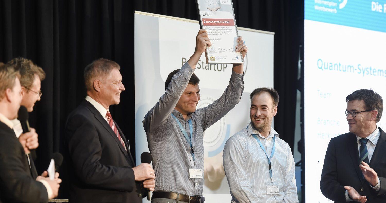 BayStartUP prämiert Sieger des Münchener Businessplan Wettbewerbs Phase 1