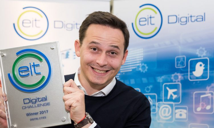 Cleverciti Systems EIT Digital Challenge