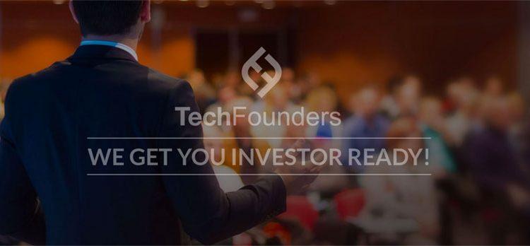 TechFounders Logo, Aldi