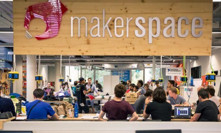 MakerSpace UnternehmerTUM