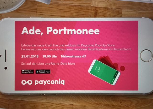 Payconiq opening night for Munich startup community
