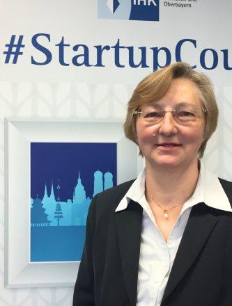 Rita Bottler, Datenschutzbeauftragte der IHK für München und Oberbayern