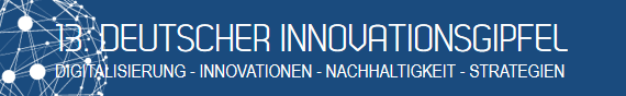 13. DEUTSCHER INNOVATIONSGIPFEL