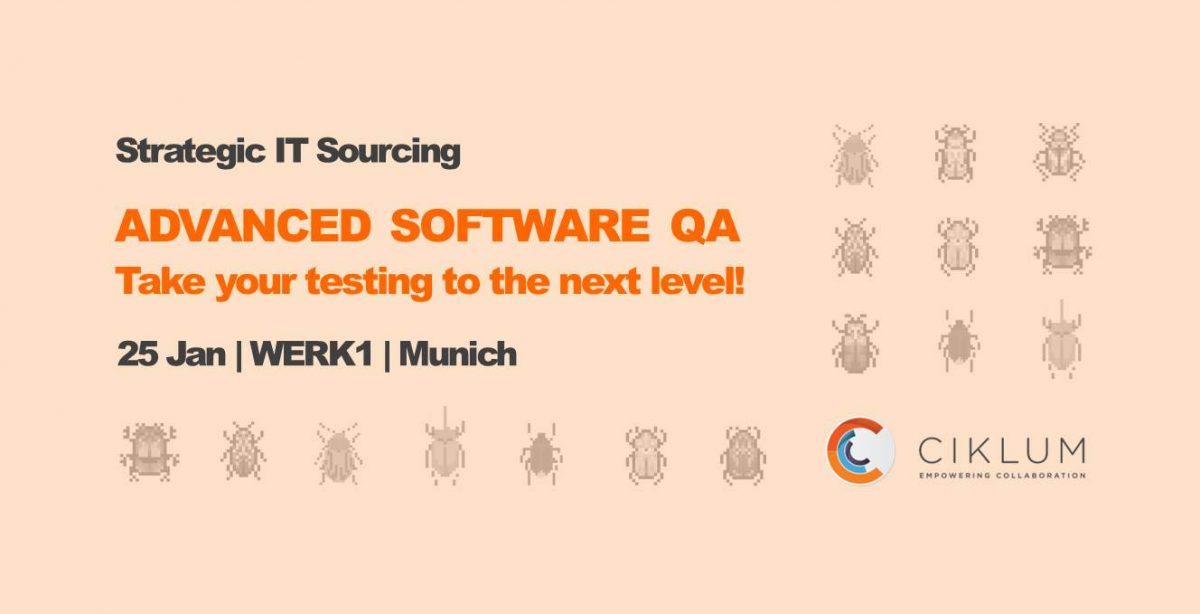 Advanced Software QA: Take your testing to the next level!