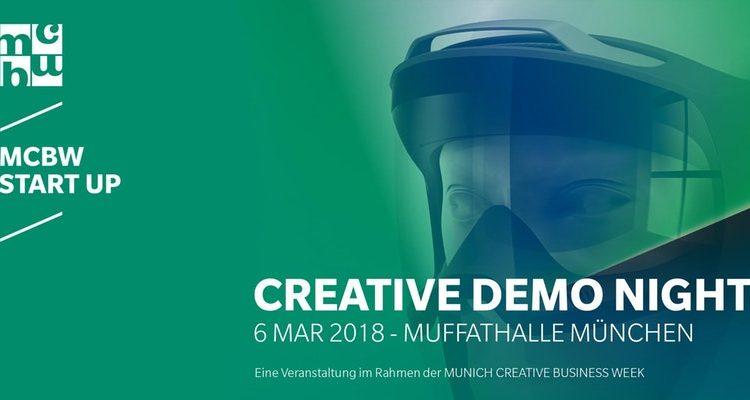 MCBW START UP – Creative Demo Night
