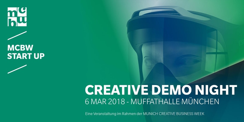 MCBW START UP – Creative Demo Night