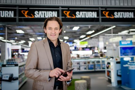 Martin Wild, CDO von MediaMarktSaturn