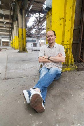 Eric Dolatre, einer der GMX-Gründer und Gründer und CEO von Brabbler.