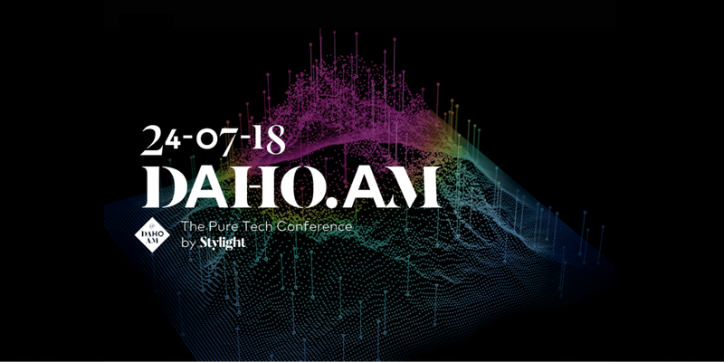 DAHO.AM18 – The Pure Tech Conference