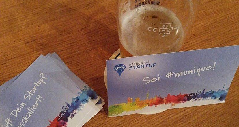 Munich Startup Gründerstammtisch