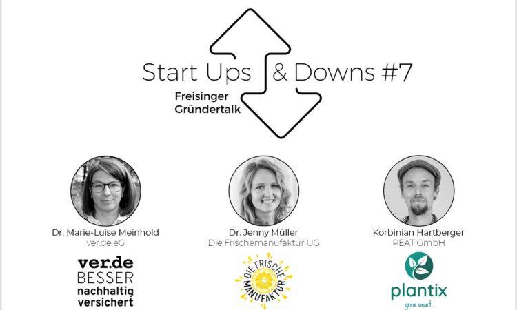 Start Ups & Downs #7