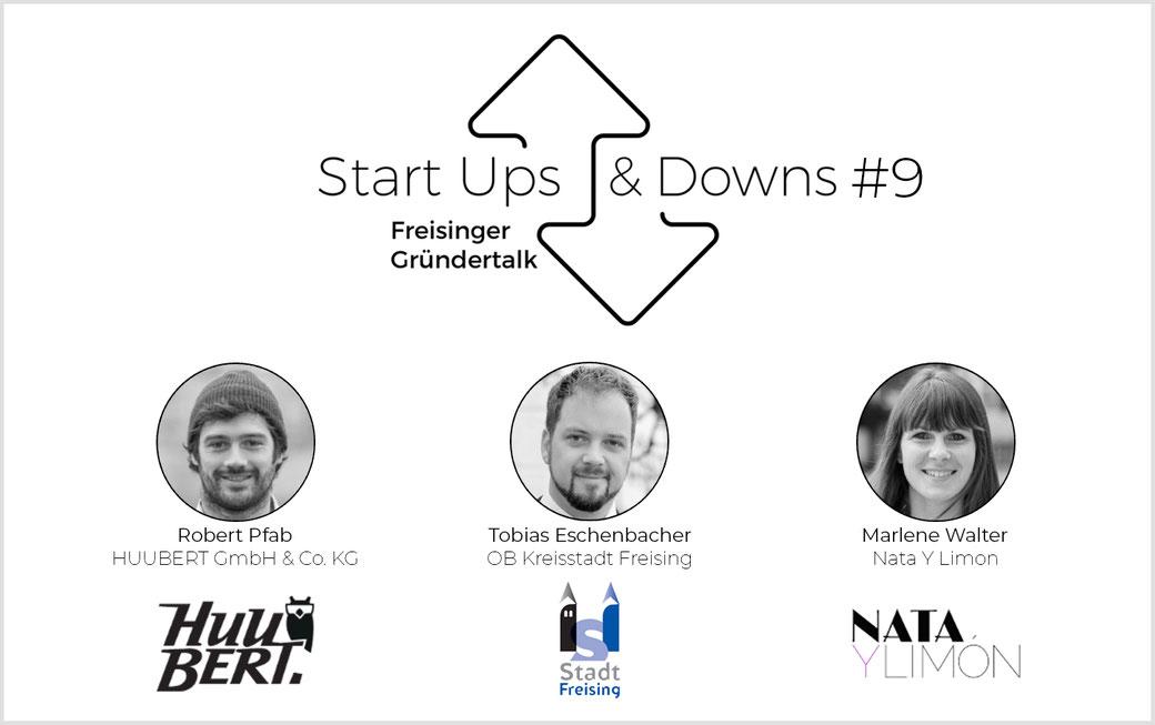 Start Ups & Downs #9