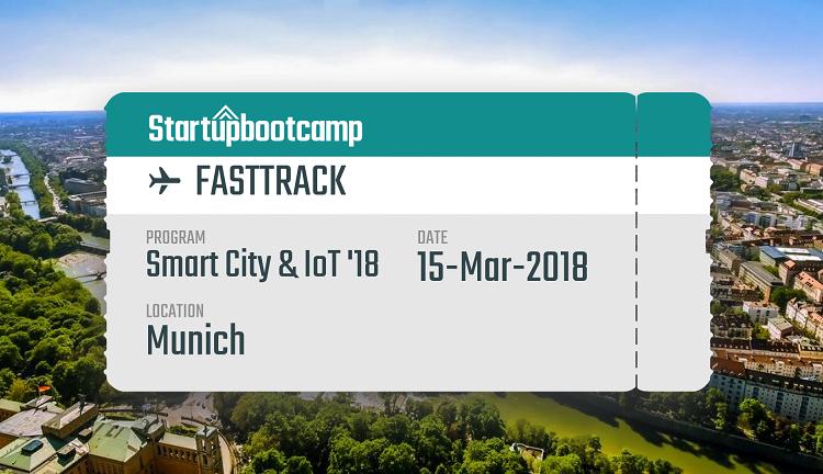 Startupbootcamp Munich FastTrack
