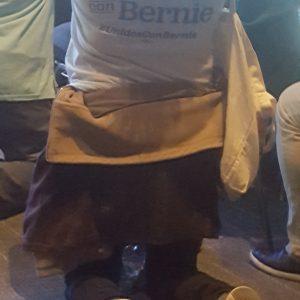Bernie Sanders Fan auf der SXSW 2018