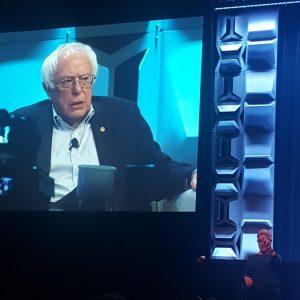 Bernie Sanders auf der SXSW 2018