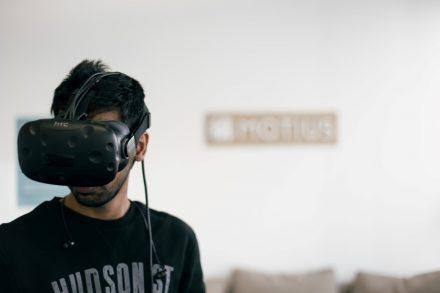 VR bei Motius