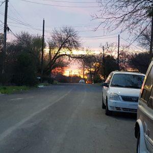 Sunset in Austin