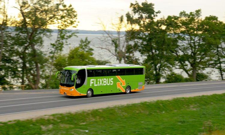 FlixBus E-Busse Russland