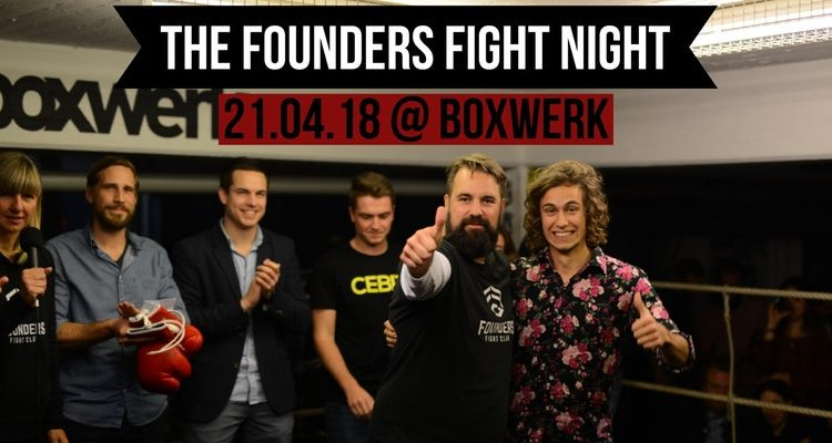 Founders Fight Night Munich