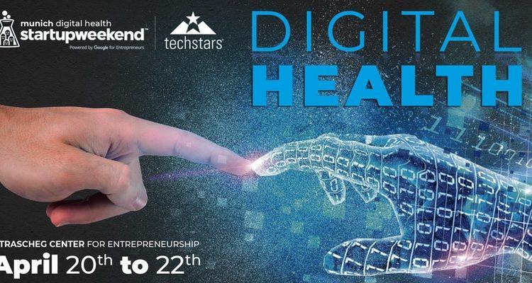 startup weekend munich digital health
