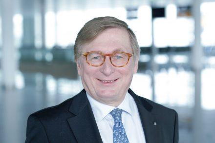 Dr. Michael Kerkloh, Vorsitzender der Geschäftsführung der Flughafen München GmbH