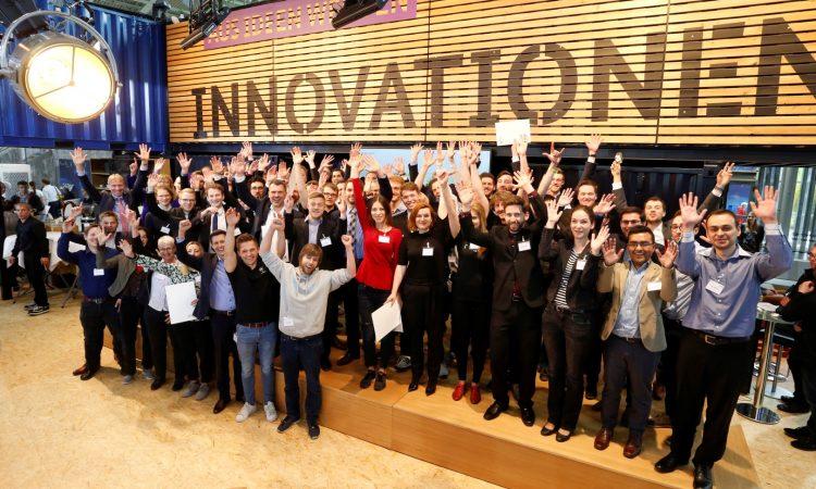 AeroLifi und Demodesk bei Gründerwettbewerb ausgezeichnet