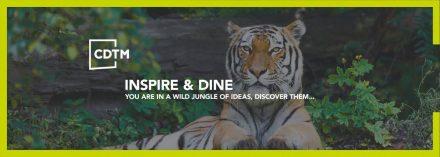 CDTM Inspire&Dine Speaker Series