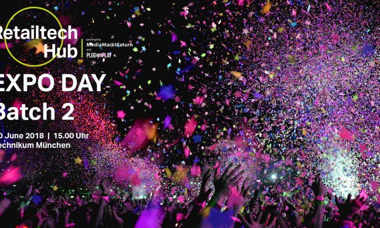EXPO DAY Batch 2 – Retailtech Hub