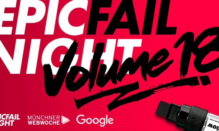 Epic Fail Night Vol. 18