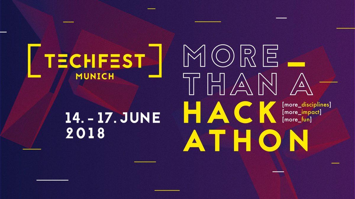 techfest munich 2018