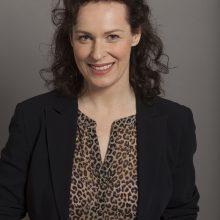 Dagmar Schuller Mitgründerin von audEERING