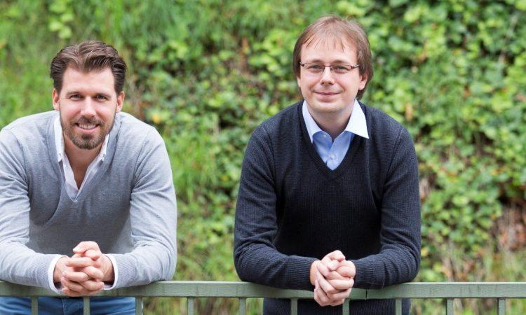 Dr. Veit Blumschein und Daniel Nolte, Gründer von Lanes & Planes (Foto: Lanes & Planes)
