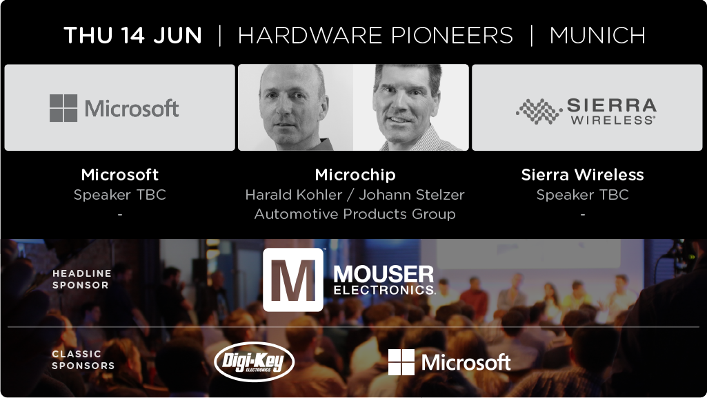 The Internet of Cars – Talked by Microsoft, Microchip and Sierra Wireless