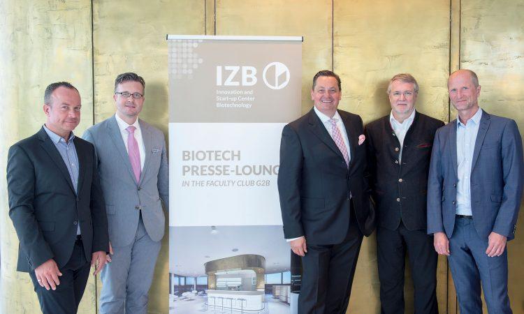 Biotech Presse-Lounge 2018
