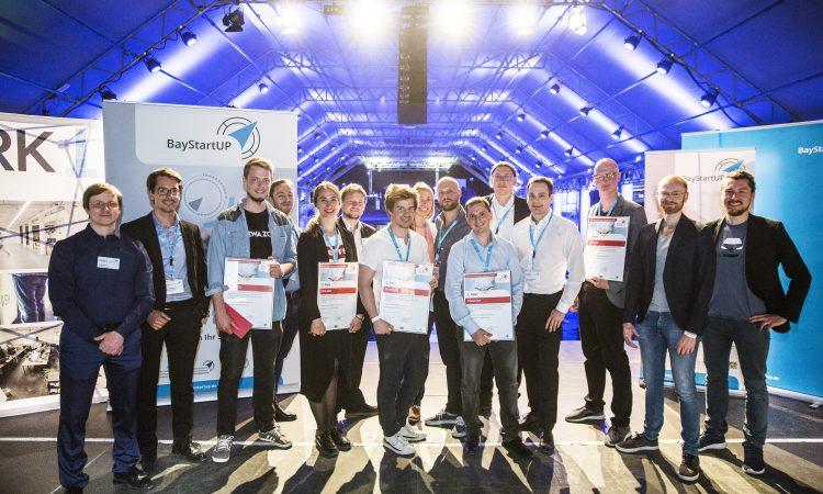 Phase 2 Münchener Businessplan Wetbewerb - Sieger