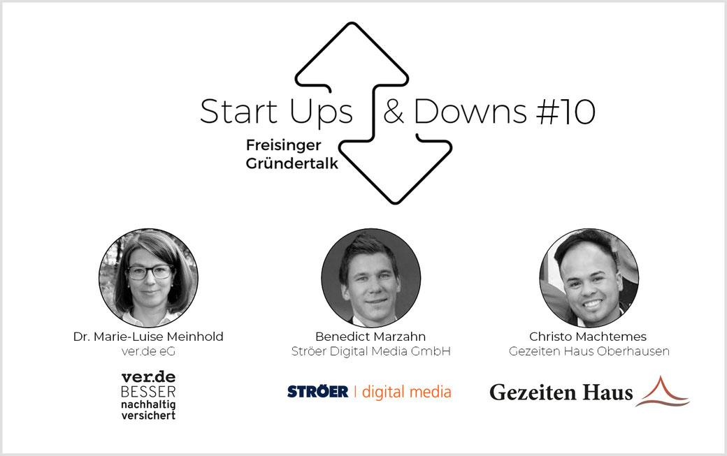 Start Ups & Downs #10