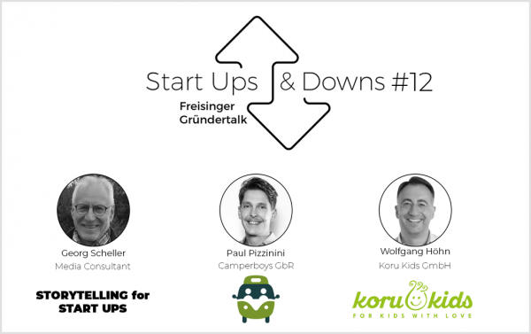 Start Ups & Downs #12