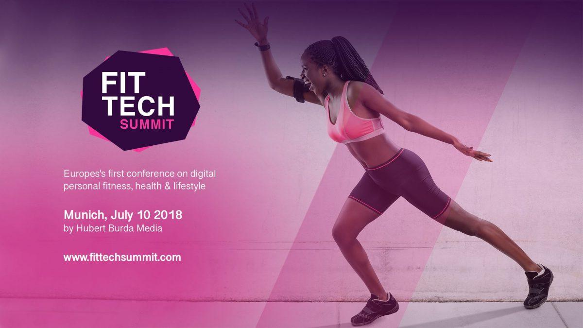 FitTech Summit am 10. Juli 2018