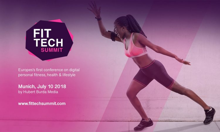 FitTech Summit am 10. Juli 2018