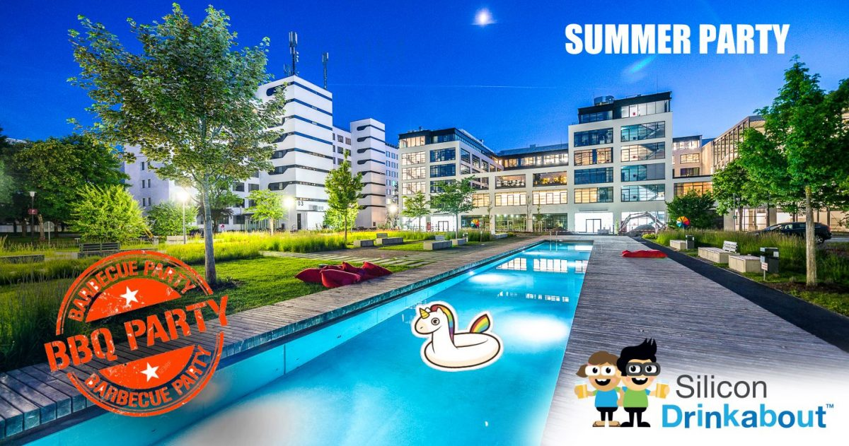 Silicon Drinkabout x Retail Tech Hub [Summer Party Edition]