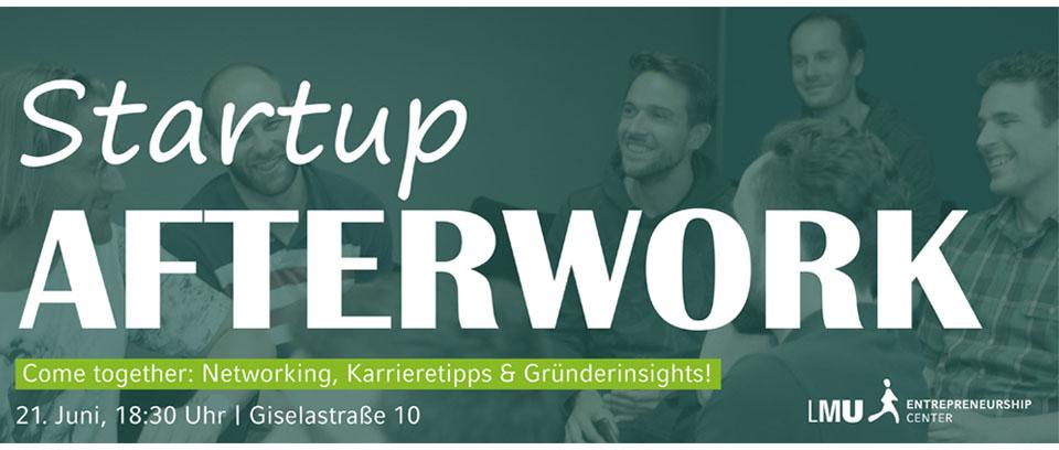 Startup Afterwork